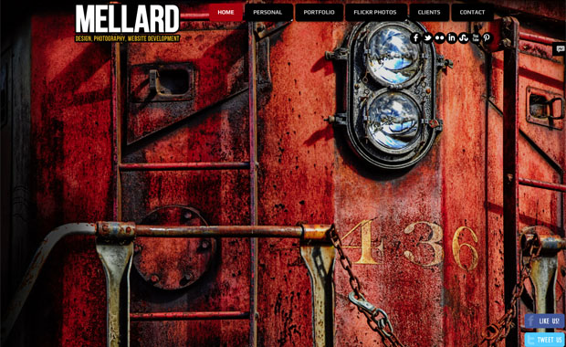 Mellard Website