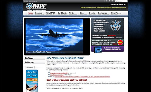 MPE Websites